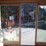 "Eden Hotel am Park - Blick auf den grossen, halbrunden Balkon ""Suite Sweet Eden"""