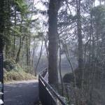 Umgebung und Gehwege