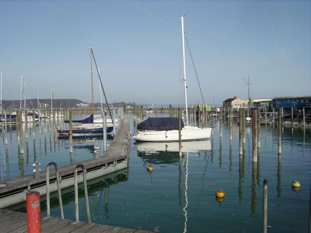 Impressionen vom Hafen Konstanz