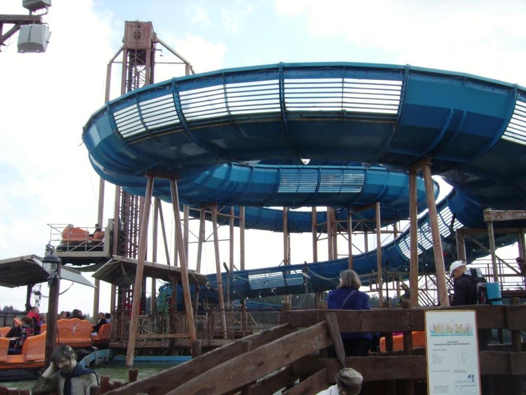 Spass und Fun im Allgäu Skyline-Park