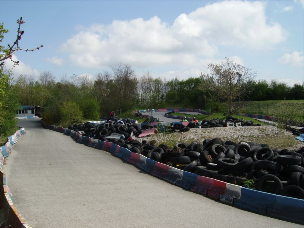Sky Carts - 220 Meter lange Kartbahn im Allgäuer Erlebnispark