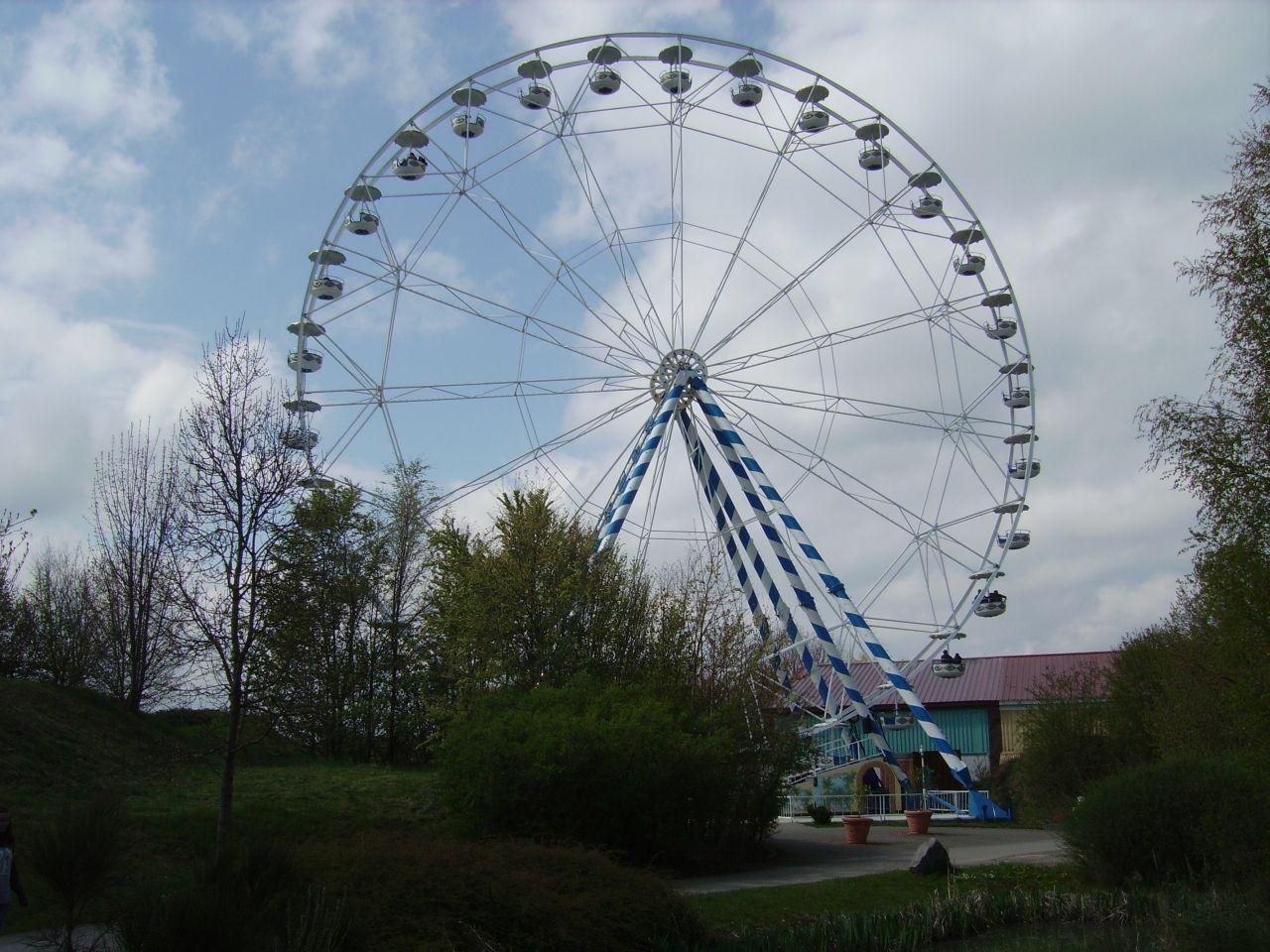 Riesenrad Skyline Park