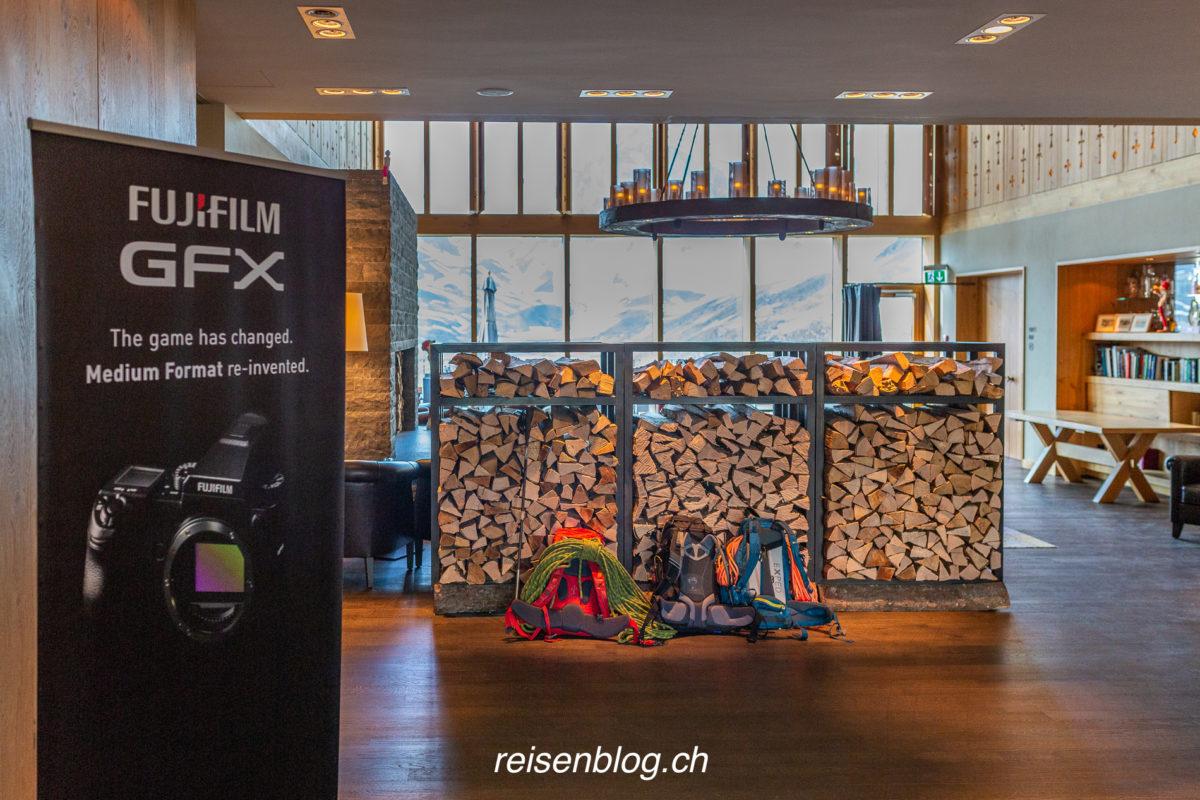 Fujifilm GFX Experience Melchsee/Frutt 2018