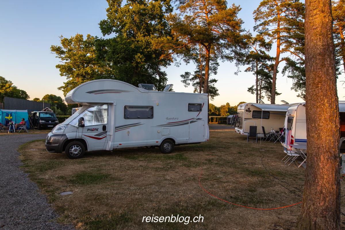 Schwedentour – Skåne – Ringsjöstrand Camping