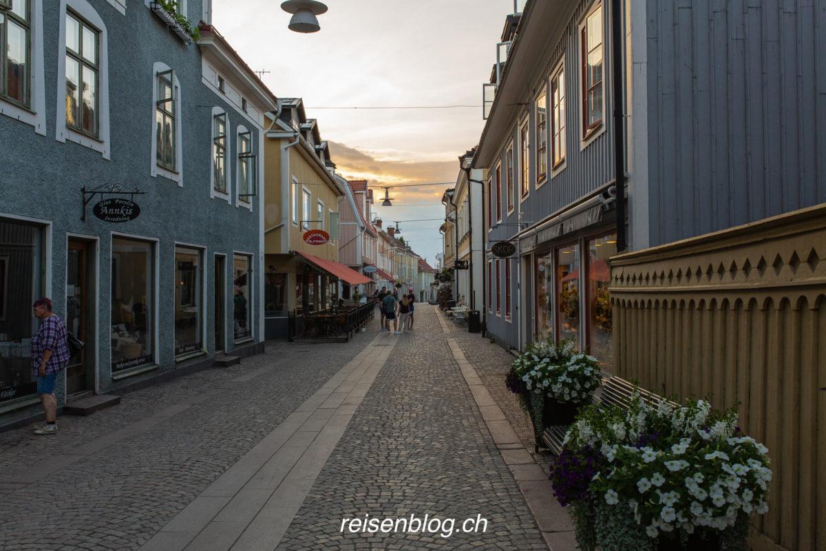 Schwedentour – Småland – Eksjö