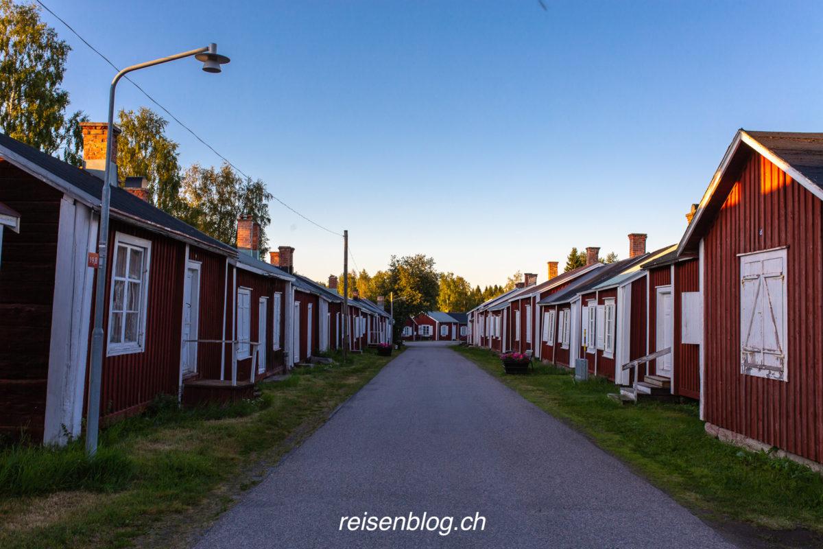 Schwedentour – Norbottens län – Gammelstads Kyrkstad