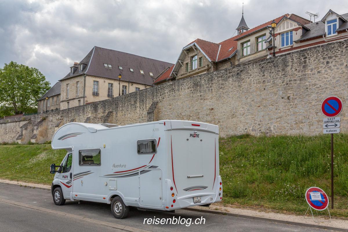 Laon – Ein hübsches Städtchen im Norden Frankreichs