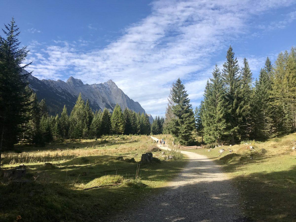 Entspannende Wanderung im Gaistal – Leutasch