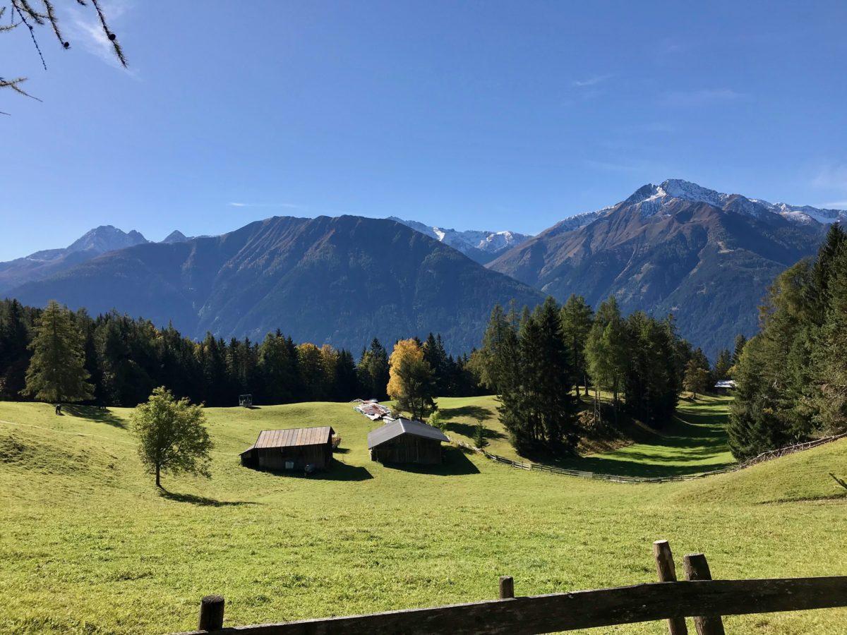 Seefeld: gemütliche Wanderung vom Gschwandtkopf nach Mösern