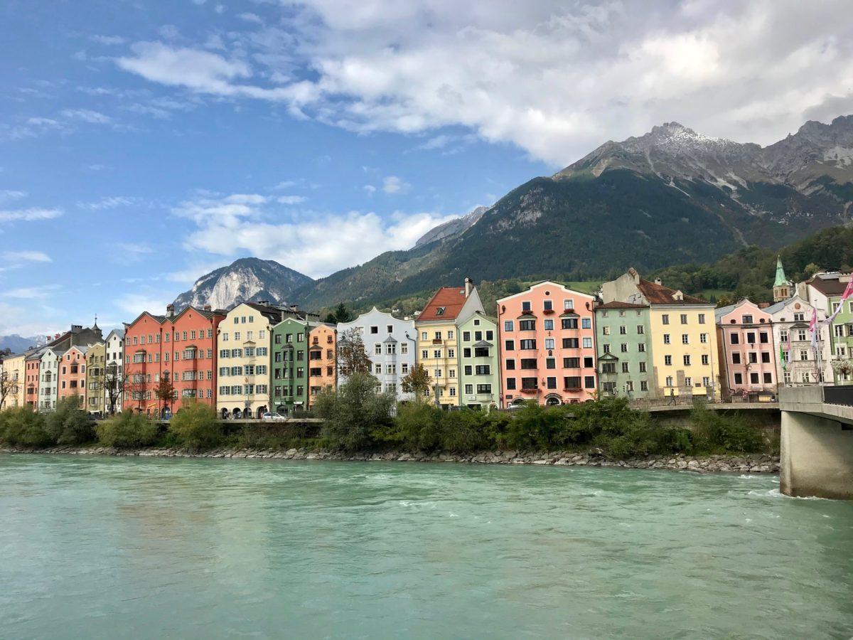 Ausflug in die Tiroler Landeshauptstadt Innsbruck