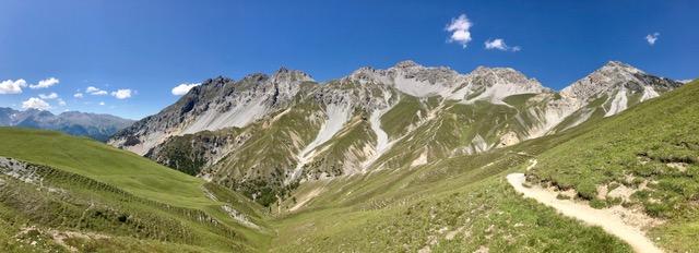 Margunet: Wanderung mit Aussicht über den Nationalpark